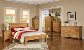 Natural Wood Furniture by Oak Bedroom Furniture For Added Glory Of Pure Wood