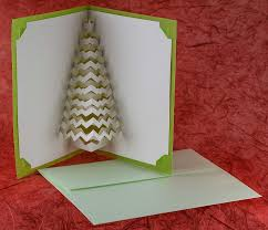 christmas tree popup card popup card shop