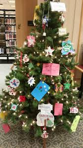 soldier tree on display at huntsville public library downtown