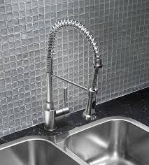 professional kitchen faucet fabulous artistic blanco meridian semi professional kitchen faucet