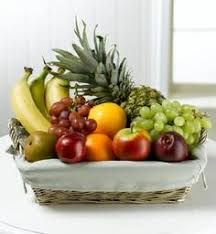 Fruit Basket Gifts Broadway Basketeers Gourmet Fruit And Nut Gift Basket For