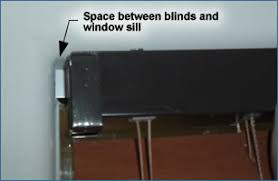 How To Install Tupplur Roller Blind Mount Blinds That Are Too Narrow Mounting Narrow Horizontal Blind