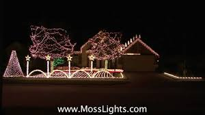 2012 christmas light show
