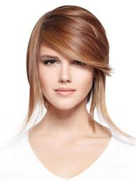 medium layered hairstyle for square face women medium haircut