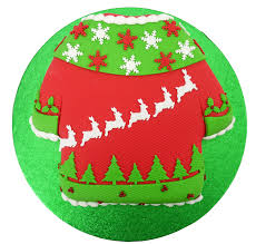 Christmas Cake Decorations Templates by Christmas Jumper Cake Template Christmas Cake Decoration