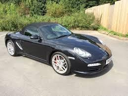 Porsche Boxster Black - 2009 porsche boxster s 3 4 black bose gen ii car c w fpsh just