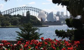 Botanic Garden Sydney Self Guided Walk Hyde Park To The Royal Botanic Gardens
