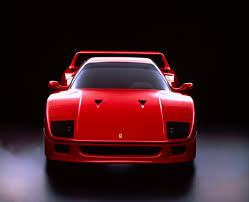 ferrari supercar an ode to the first 200mph supercar the ferrari f40 columnm