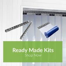 discount pvc curtains sliding pvc strip curtains flyscreens