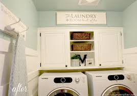 decoration three simple strategies on small laundry room ideas