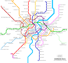 Shanghai Metro Map Your Ideal Real Estate Agency In Shanghai Huntershanghai