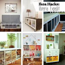 libreria expedit mar vi ikea hacks idee per personalizzare la libreria expedit