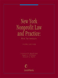 new york nonprofit law and practice with tax analysis
