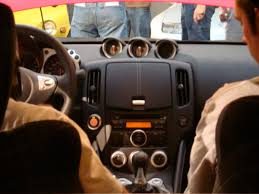 custom nissan 370z interior nissan 370z revealed at private event in la photos and video