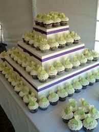 cute idea instead of a wedding cake could provide