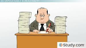 what is the bureaucracy role structure u0026 characteristics