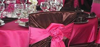 renting table linens tables chairs