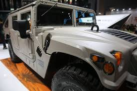 the hummer h1 lives on as the humvee c series autoevolution