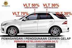 How Much Light Does Your by What Does Malaysian Law Say About Car Tinting Asklegal My