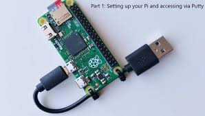 programming your pi zero over usb raspberry pi