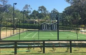 how to build a tennis court sportszone group
