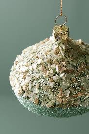 royal acorn ornament anthropologie