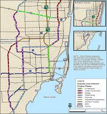 south florida express lanes network 95 express