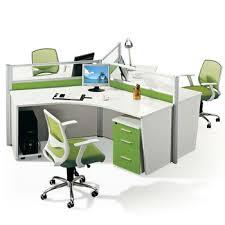 bureau poste mobilier de bureau commercial 120 degrés bureau poste de travail