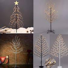indoor lighted trees ebay