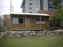 3 4m x 7m with veranda for your backyard