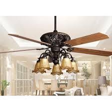 Fan Lighting Fixtures Retro Ceiling Fan Light Fixtures Home Decorative Rustic Ceiling