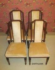 Maple Dining Room Sets Ethan Allen Arrowback Heirloom Maple Dining Room Chairs Set Of 4