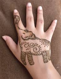 henna elephant hand by flowerwills on deviantart henna