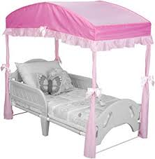 Toddler Bed With Canopy Delta Children Canopy For Toddler Bed Pink