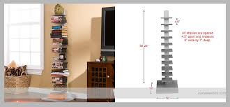 vertical spine bookcase spine decorative wall shelf wall shelves