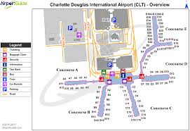 Nashville Airport Map Map Charlotte To Atlanta Afputra Com