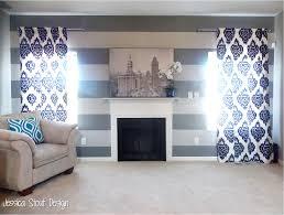 jessica stout design kitchen living room makeover reveal