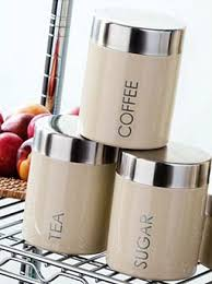 cream kitchen canisters cream colour tea coffee sugar canisters storage kitchen jars set