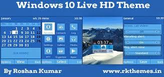 microsoft themes for nokia c2 01 windows 10 live hd theme for nokia x2 00 x2 02 x2 05 x3 00 c2 01