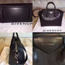 Givenchy Antigona Cowhide Antigona Leather Type