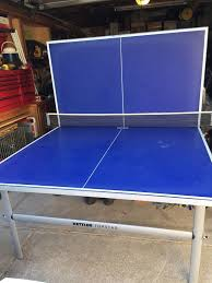 aluminum ping pong table topstar kettler aluminum ping pong table sports outdoors in