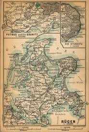 map germay baedeker s northern germany perry castañeda map collection ut
