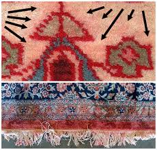 Rug Restoration How To Restore The Color To Your Rug Rug Color Restoration