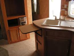 sink covers for more counter space 10 rv diy hacks you need to see rvshare com