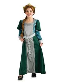 amazon shrek deluxe fiona toddler costume 2 4t