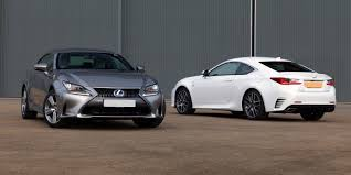 lexus sedan 2016 lexus rc review carwow