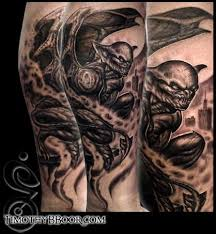 collection of 25 gargoyle tattoo