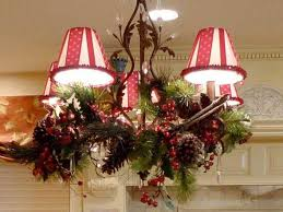 Decorating With Chandeliers 15 Christmas Decorating Ideas For Pendant Lights And Chandeliers