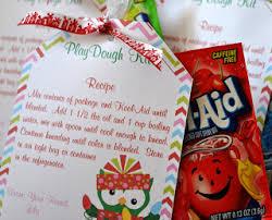 christmas goody bags sunla designs christmas goody bags kool aid play dough