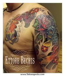 koi fish tattoo add ons 4